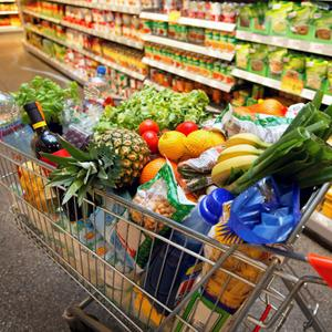 Магазины продуктов Жуковки