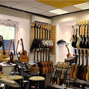 Музыкальные магазины Жуковки