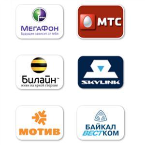 Операторы сотовой связи Жуковки