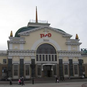Железнодорожные вокзалы Жуковки